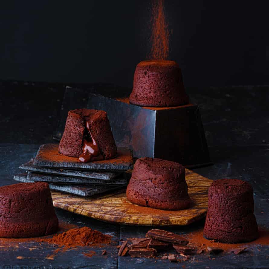 Perfect every time chocolate fondant.