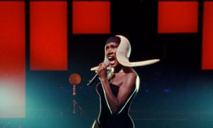 'I didn't kill Russell Harty' … Grace Jones in Bloodlight and Bami