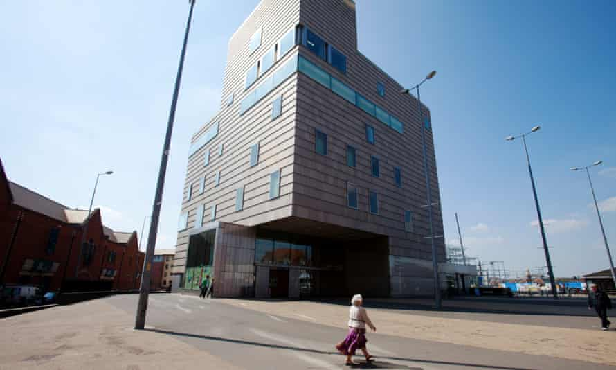 The New Art Gallery, Walsall