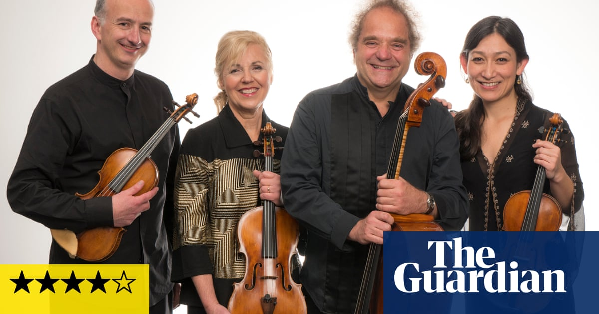 Elgar & Beach: Piano Quintets review – the Takács and Garrick Ohlsson in a passionate embrace
