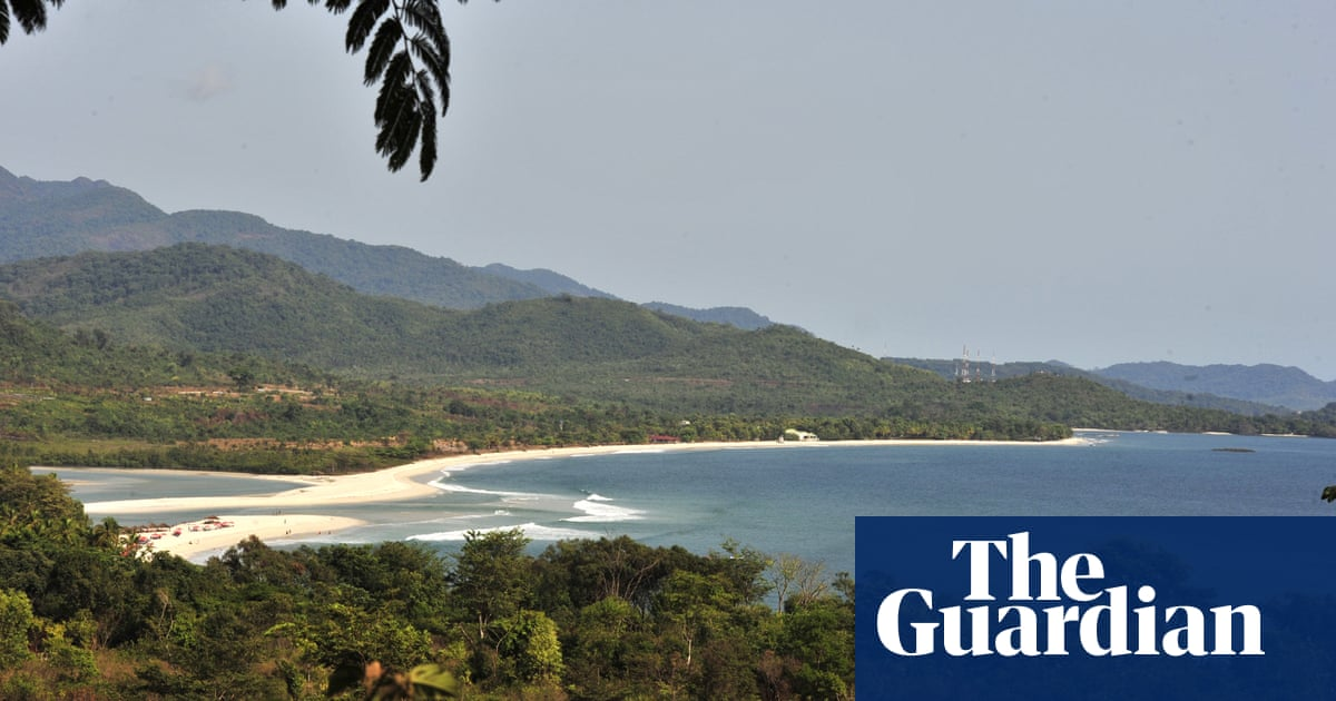 'Catastrophic': Sierra Leone sells rainforest for Chinese harbour