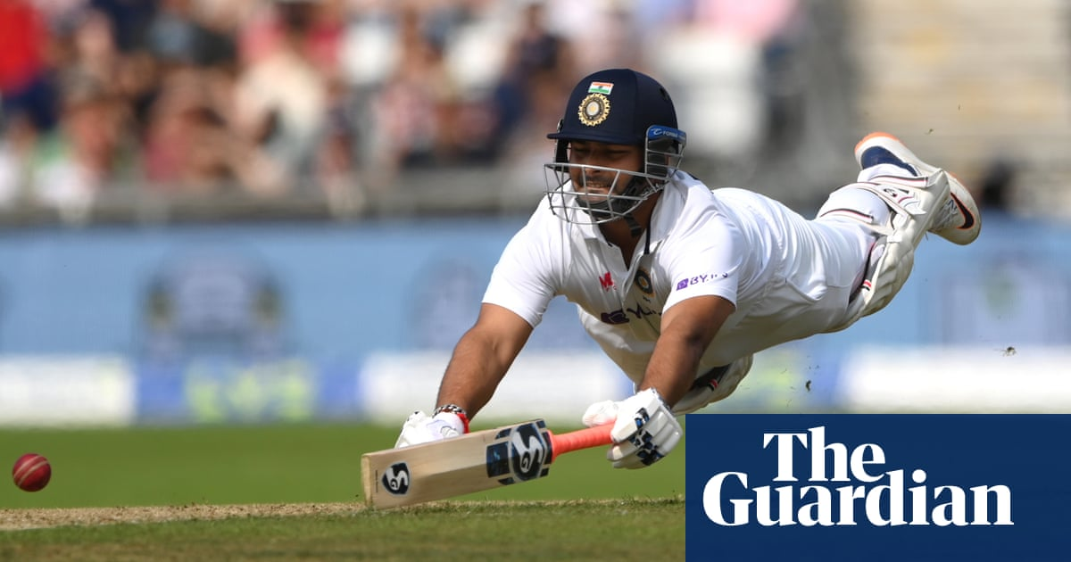 Pant's attacking style is priceless but India need him to be more thoughtful