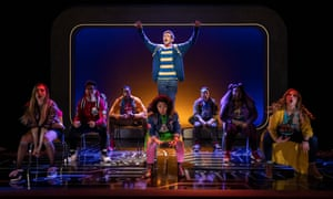 'It was beautiful for us – how many kids felt seen' … Be More Chill on Broadway.