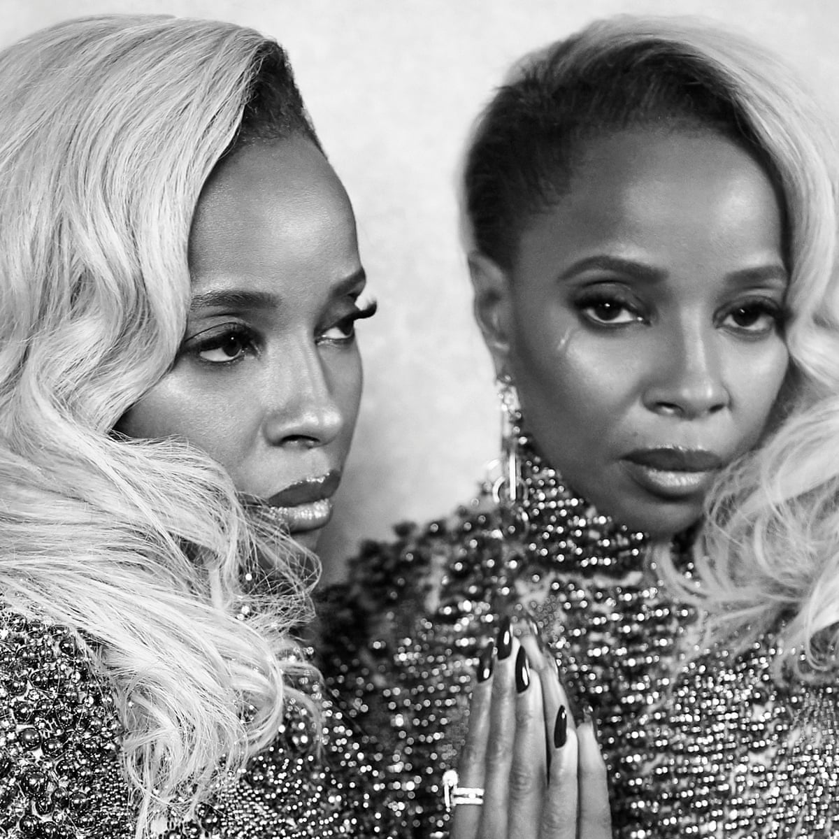 Mary J Blige I Lost My Gut And My Gift But I Got It Back Mary J Blige The Guardian