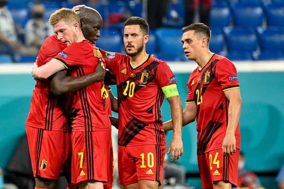 Belgium look ominous as Euro 2020 knockout stage begins.