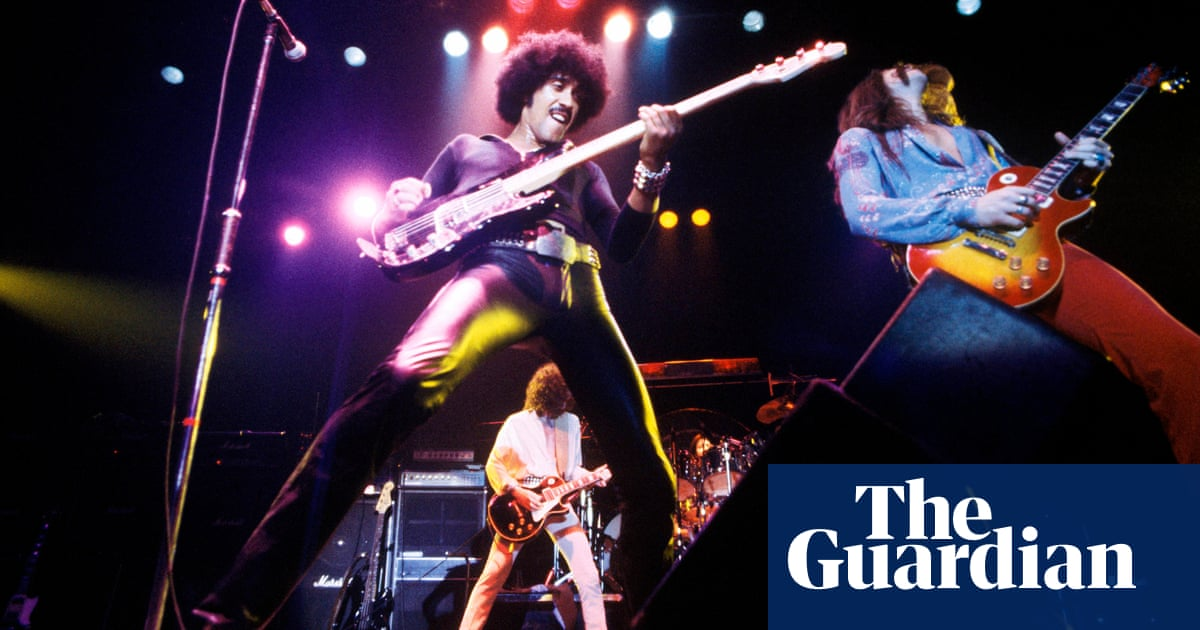 Thin Lizzy 10 Of The Best Music The Guardian