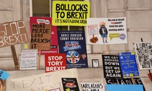 'The real question about this protest is practical: if it could influence our course on Brexit, what would that look like?'