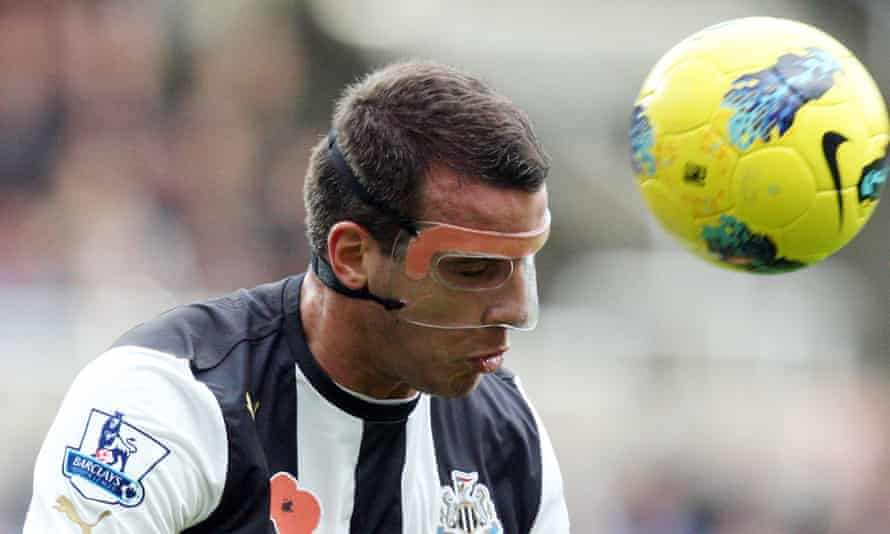 Steven Taylor could not save Newcastle from relegation last season.