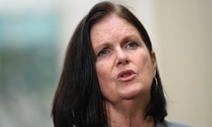 Cassandra Goldie, the chief executive of the Australian Council of Social Service, says 'unprecedented numbers' of disabled or ill people are on the dole, which is just $40 a day.