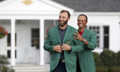 The Masters 2020: Dustin Johnson wins first green jacket – as it happened