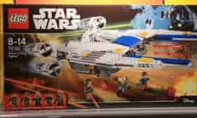 star wars rebel u wing fighter