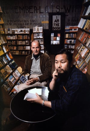 City Lights bookstore, San Francisco, 1960 The City Lights in San Francisco was a similarly important literary hotspot, with many of the West Coast beat writers receiving their mail here.