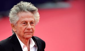 Polanski attends the Deauville American film festival in September 2019.