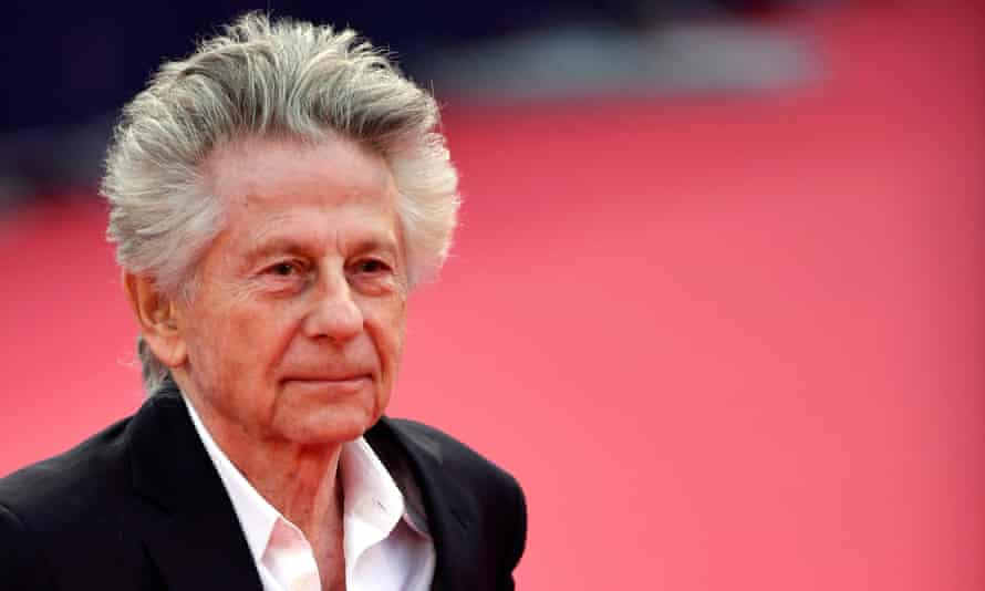 Polanski attends the Deauville American film festival in September 2019.