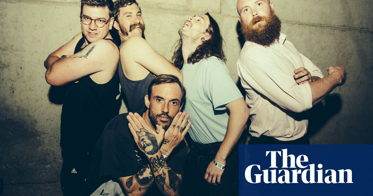 I'm not the next Billy Bragg': On the road with Idles' Joe