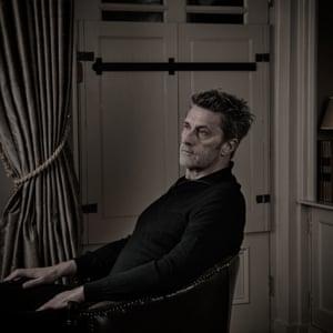 Film-maker Paweł Pawlikowski photographed in London.