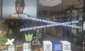 Cosmetics retailer Lush criticised by police over 'spycops