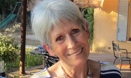 Sue Stephens.