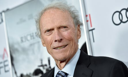 Clint Eastwood at the premiere of Richard Jewell in Hollywood on 20 November.