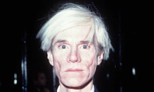 Andy Warhol at Studio 54 in 1981