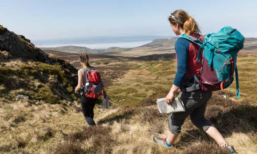 Take a hike: walking in Wales organised by Plas y Brenin National Outdoor Centre.