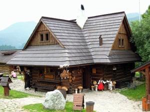 Salaš Krajinka, Slovakia.
