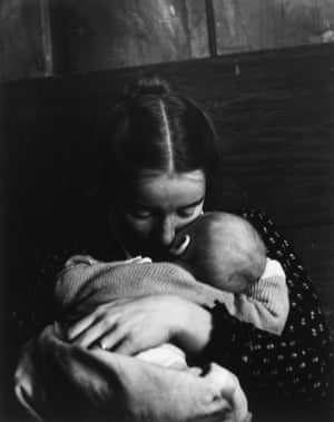 Nell Dorr, Mother and Child c 1950