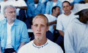 Preacher Man … Joshua, Angola State Prison, Louisiana, 2002.