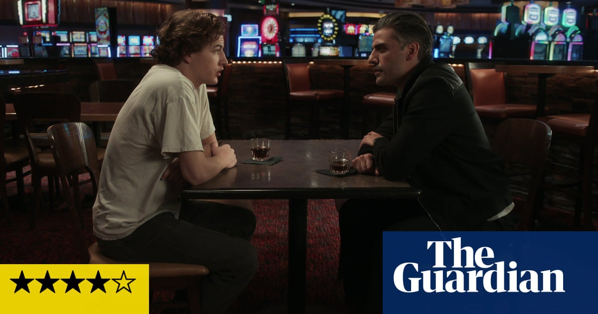 The Card Counter review – Paul Schrader's slow-burn revenge noir ticks all his boxes