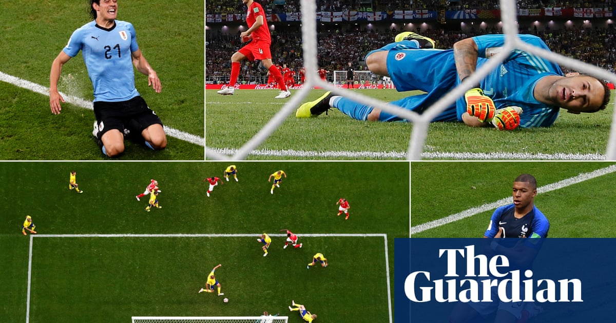 df447494588 World Cup 2018 power rankings  Brazil reign while Sweden still edge England