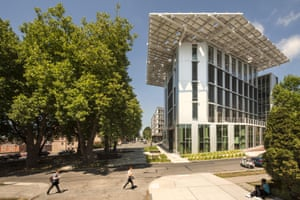 The Bullitt Center this month won a coveted designation as an ultra-sustainable living building.