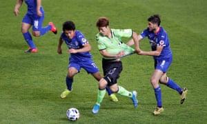 K-League, Jeonbuk Motors v Suwon Bluewings