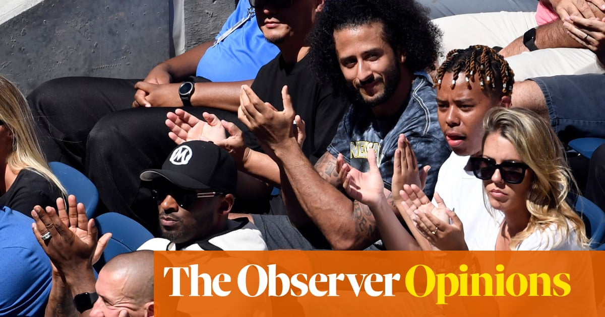 Gurning lackeys, actors and presidents – tennis is in thrall to players' box parade | Tim Lewis
