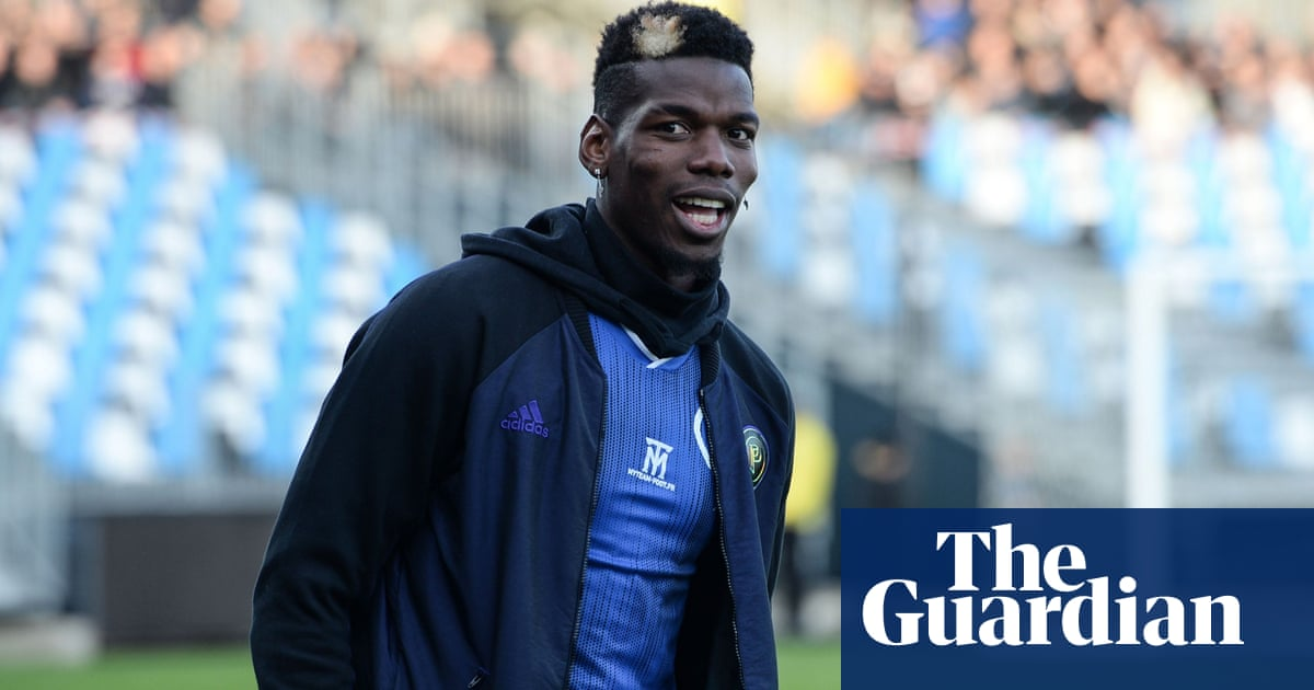 Paul Pogba hopes for summer exit but Manchester United want €100m
