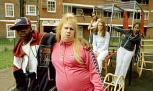 Little Britain's Vicky Pollard (Matt Lucas).