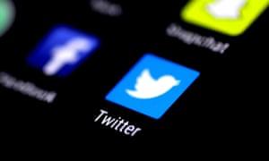 Twitter app logo