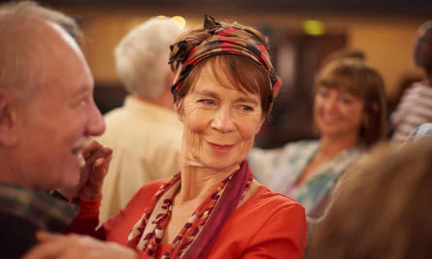 Celia Imrie in Finding Your Feet