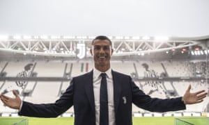 Does Ronaldo's move to Juventus, sealed in a club suit, signal a chance of approach for the Portuguese star?