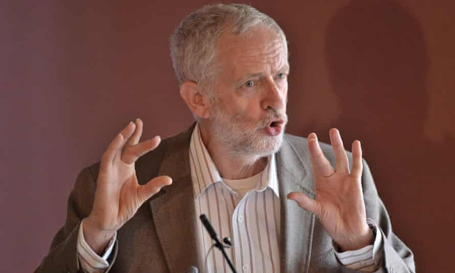 'It's probably true that if there were an election tomorrow Jeremy Corbyn wouldn't be elected.'