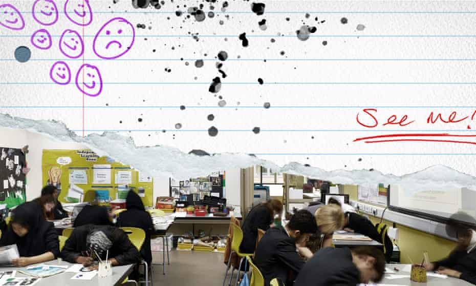Classroom graphic