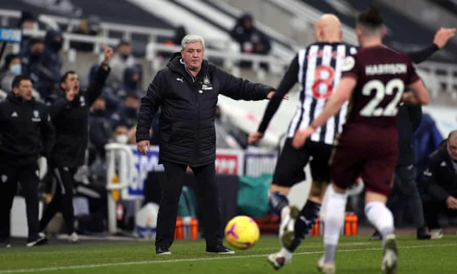 Steve Bruce is adamant he can turn things around at Newcastle but with the team in such dire form, time appears to be running out for him.