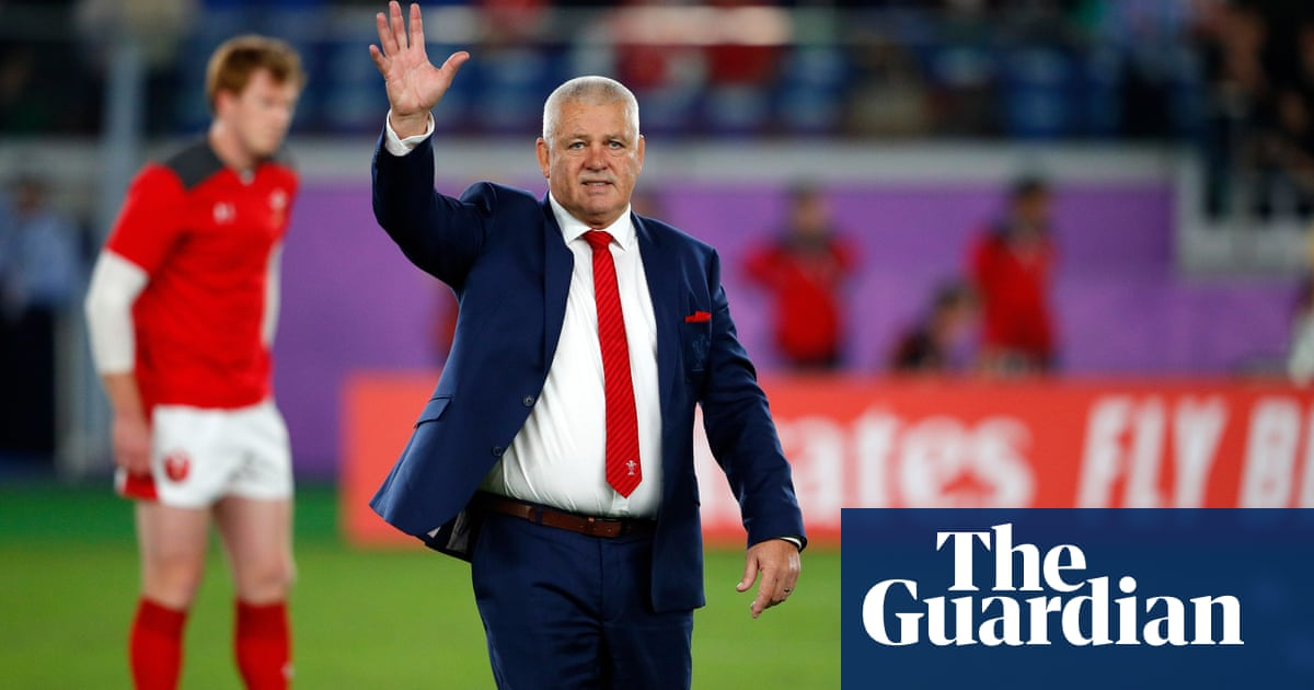 Wales to turn 'disappointment into fire' as Gatland signs off against All Blacks