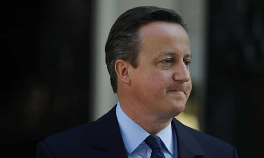 David Cameron has become one of those leaders known for a single enormous mistake.