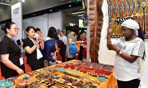 Traders in Yiwu