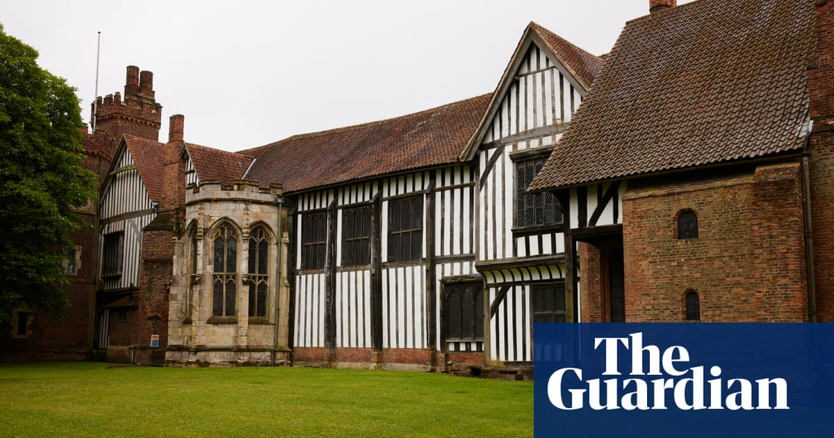 Gainsborough Old Hall returns to English Heritage and opens to public