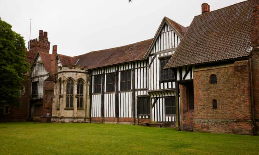 Gainsborough Old Hall in Lincolnshire will open to the public from 3 July.