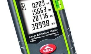 Aras laser distance meter