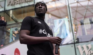 Stormzy is the latest grime artist to break into the mainstream.