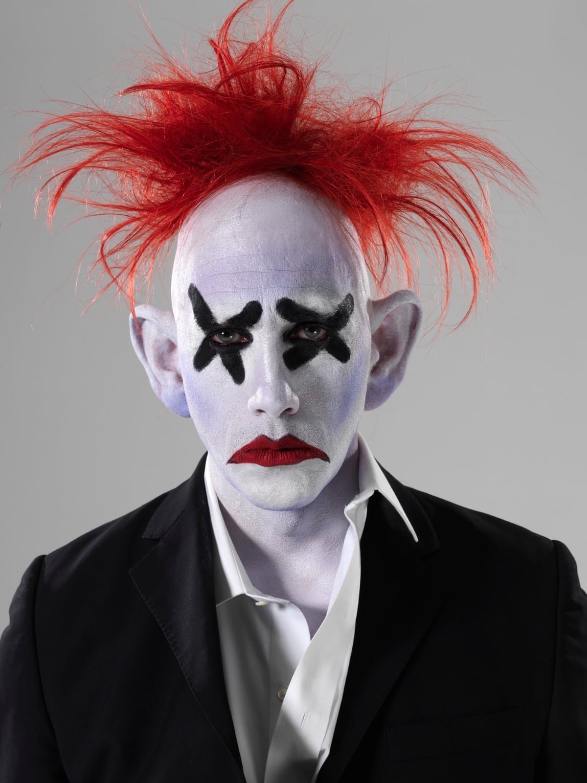 World Class Regis >> Face off: extreme clown portraits – in pictures | Art and design | The Guardian
