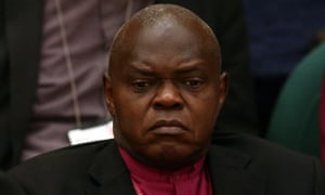 John Sentamu, the archbishop of York
